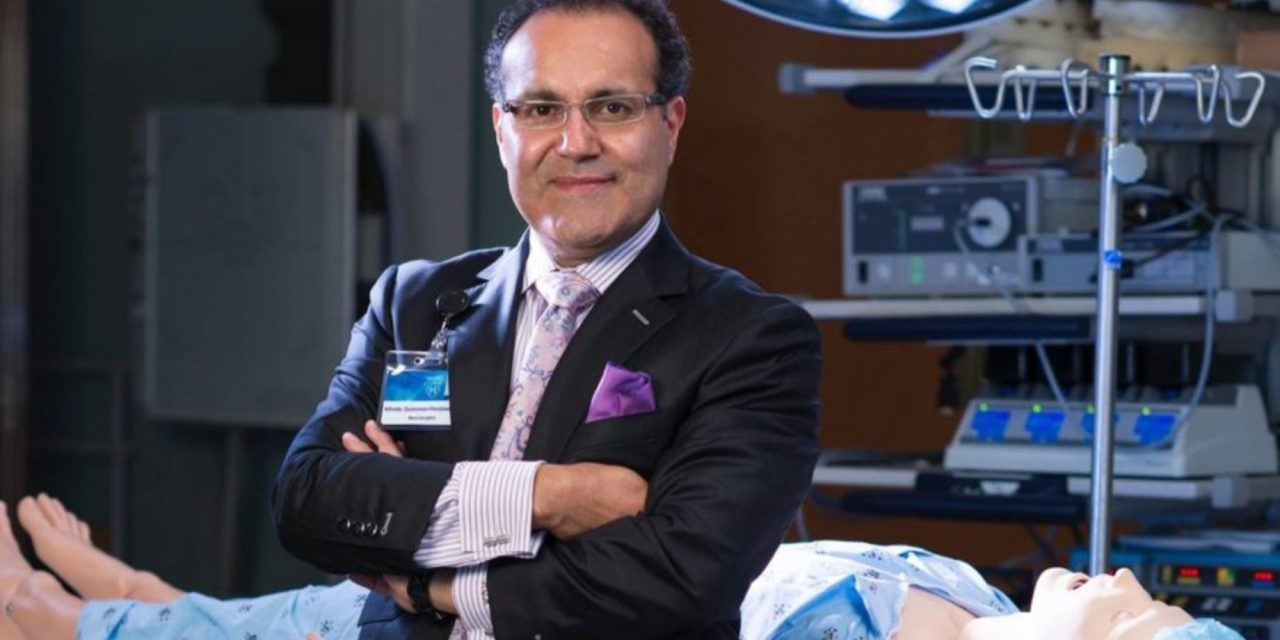 Dr. Q, the farmer who became one of the best neurosurgeons in the world
