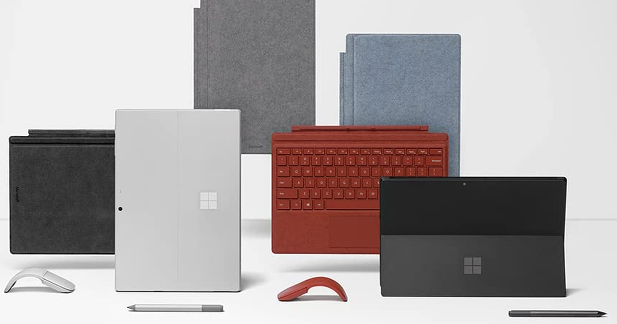 Where to find the best deals on the versatile Microsoft Surface Pro 7