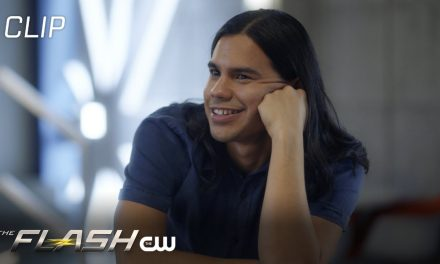 The Flash | Season 7 Episode 5 | Frost And Caitlin Explain Themselves Scene | The CW