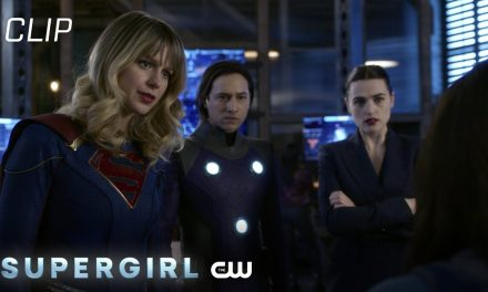 Supergirl | Season 6 Episode 1 | Supergirl And Friends Answer A Call Scene | The CW