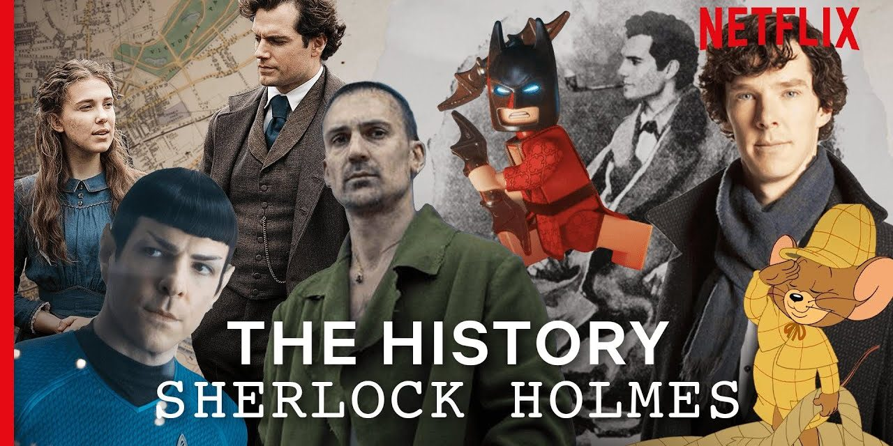 A History of Sherlock Holmes in Film and TV | Netflix