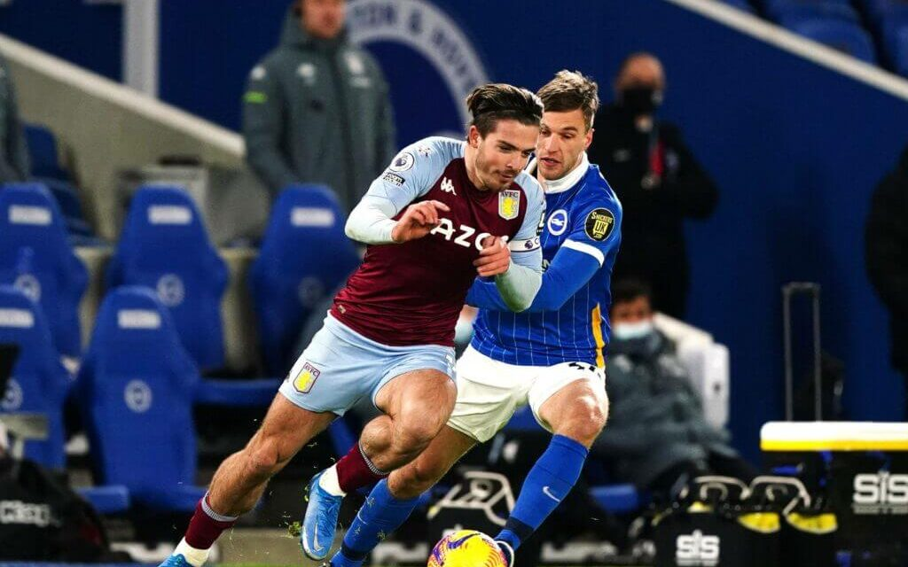 Jack Grealish's £100m price tag could turn off Manchester City