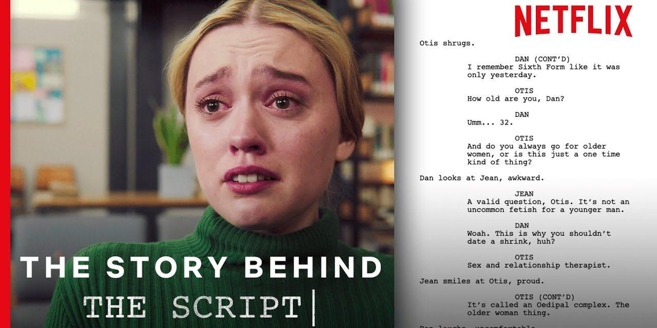 Sex Education   Breaking Down The Script   Netflix x Screenplayed