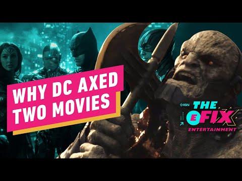 DC's Film Strategy Makes No Sense – IGN The Fix: Entertainment