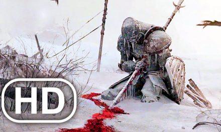 FOR HONOR Full Movie (2021) 4K ULTRA HD Samurai Vs Viking Vs Knight All Cinematics