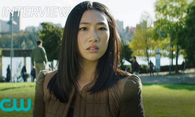 Kung Fu | Olivia Liang – Nicky Stands Up | The CW