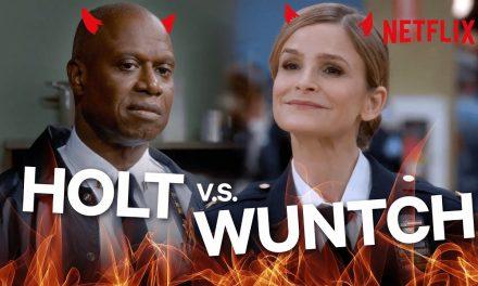 Captain Holt's Most Savage Wuntch Burns | Netflix