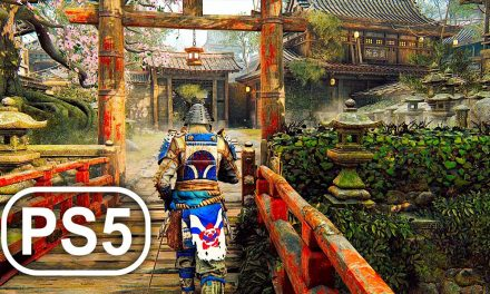 PS5 Gameplay Legend Of Samurai 4K ULTRA HD – For Honor