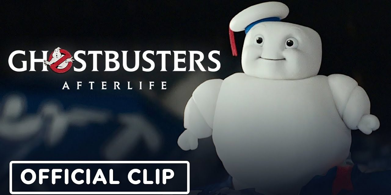 Ghostbusters: Afterlife – Mini-Pufts Character Reveal Clip (2021) Paul Rudd