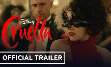 Cruella – Official Trailer 2 (2021) Emma Stone, Emma Thompson