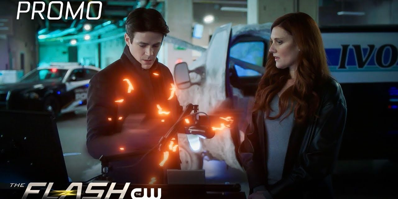 The Flash | Season 7 Episode 7 | Growing Pains Promo | The CW