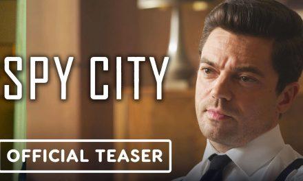 Spy City – Official Teaser Trailer (2021) Dominic Cooper, Leonie Benesch