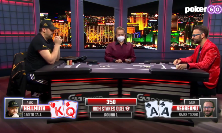 What to Expect from Hellmuth vs. Negreanu, Round 2
