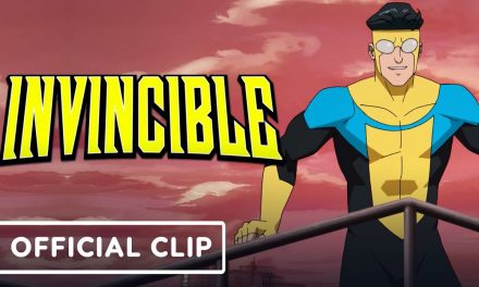 Invincible: Episode 5 – Official Exclusive Clip (2021) Steven Yeun, Mahershala Ali