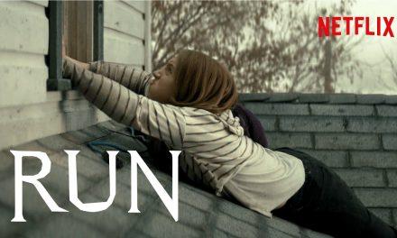 Run (2021) | Terrifying Window Escape Scene | Netflix
