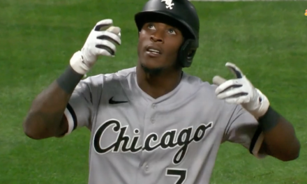 Tim Anderson's High-Wire Act