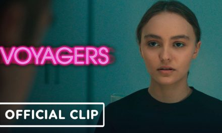 Voyagers – Official Exclusive Clip (2021) Colin Farrell, Lily-Rose Depp