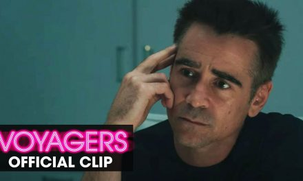 """Voyagers (2021 Movie) Official Clip """"Let Me Show You Something"""" – Lily-Rose Depp, Colin Farrell"""