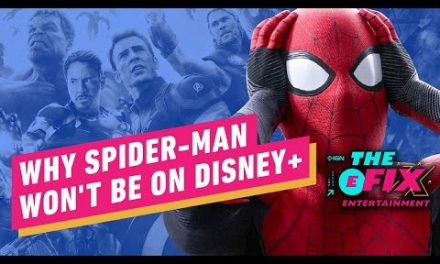Netflix Makes Spider-Man Power Grab Over Disney Plus – IGN The Fix: Entertainment
