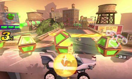 Nickelodeon Kart Racers – Gameplay Trailer