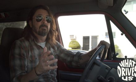 Dave Grohl Reveals Trailer For What Drives Us Documentary, and We're In