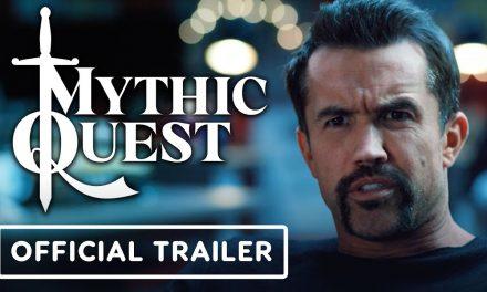 Mythic Quest: Season 2 – Official Trailer (2021) Rob McElhenney, Charlotte Nicdao