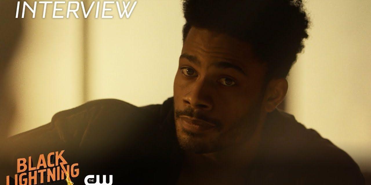 Black Lightning | Jordan Calloway: Painkiller | The CW