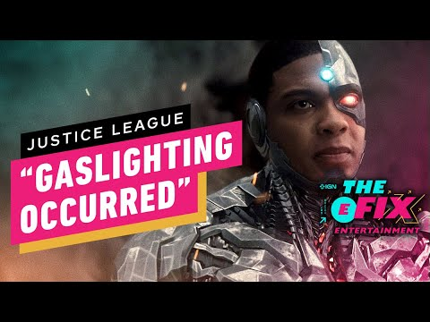 Justice League: Ray Fisher Claims 'Gaslighting Occurred' Amid Reshoots – IGN The Fix: Entertainment