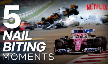 Top 5 Most Nail-Biting Moments from Formula 1: Drive to Survive | Netflix