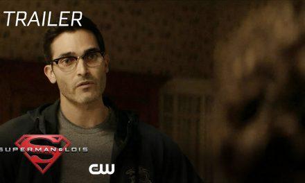 Superman & Lois | Sinister | 5 Weeks | Season Trailer | The CW