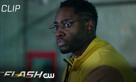 The Flash | Season 7 Episode 7 | Delivery Van Scene | The CW