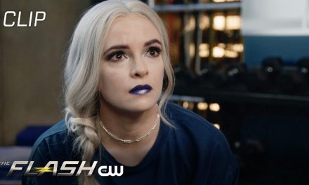The Flash | Season 7 Episode 7 | New Meta Scene | The CW