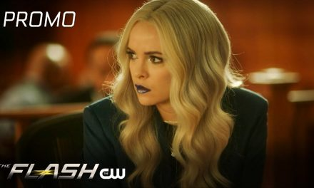 The Flash | Season 7 Episode 8 | The People v. Killer Frost Promo | The CW