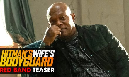 Hitman's Wife's Bodyguard (2021) Official RED BAND Teaser – Ryan Reynolds