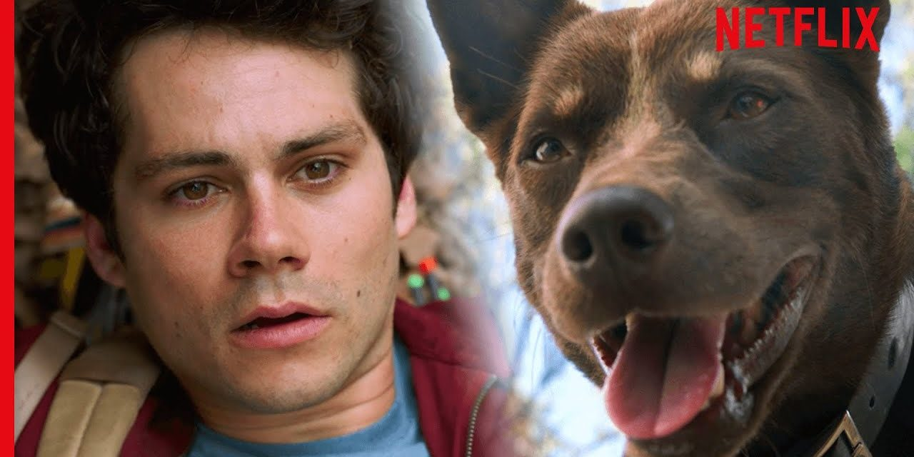 Love and Monsters | Boy The Dog Saves Joel! (Dylan O'Brien) | Netflix