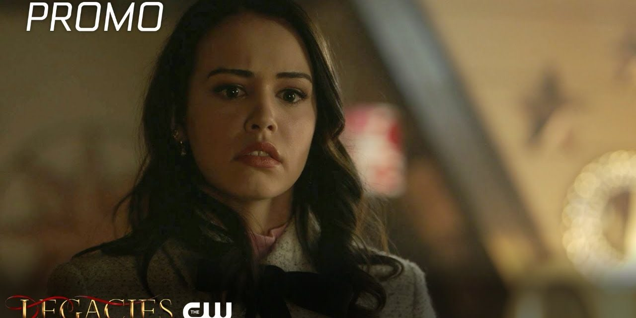Legacies | Season 3 Episode 11 | You Can't Run From Who You Are Promo | The CW