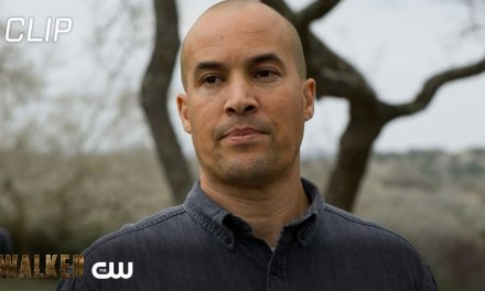 Walker | Season 1 Episode 9 | Partners Reunited Scene | The CW