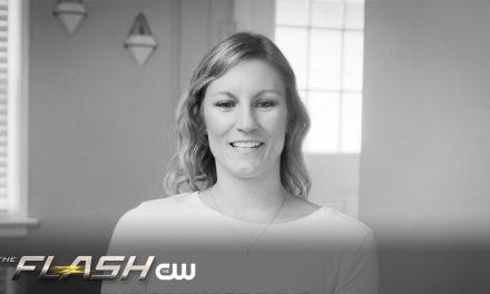 The Flash | My CW Story: Rain | The CW