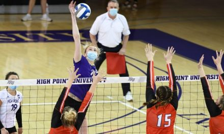 Obstacles, even a rainout, no problem for High Point after unbeaten Big South season