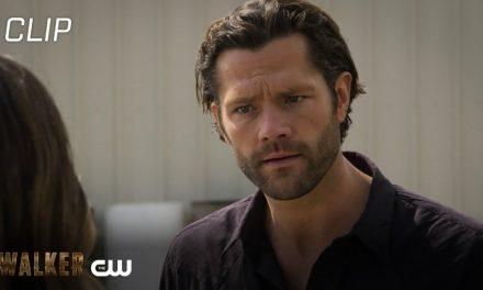 Walker | Season 1 Episode 9 | Geri's Secret Scene | The CW