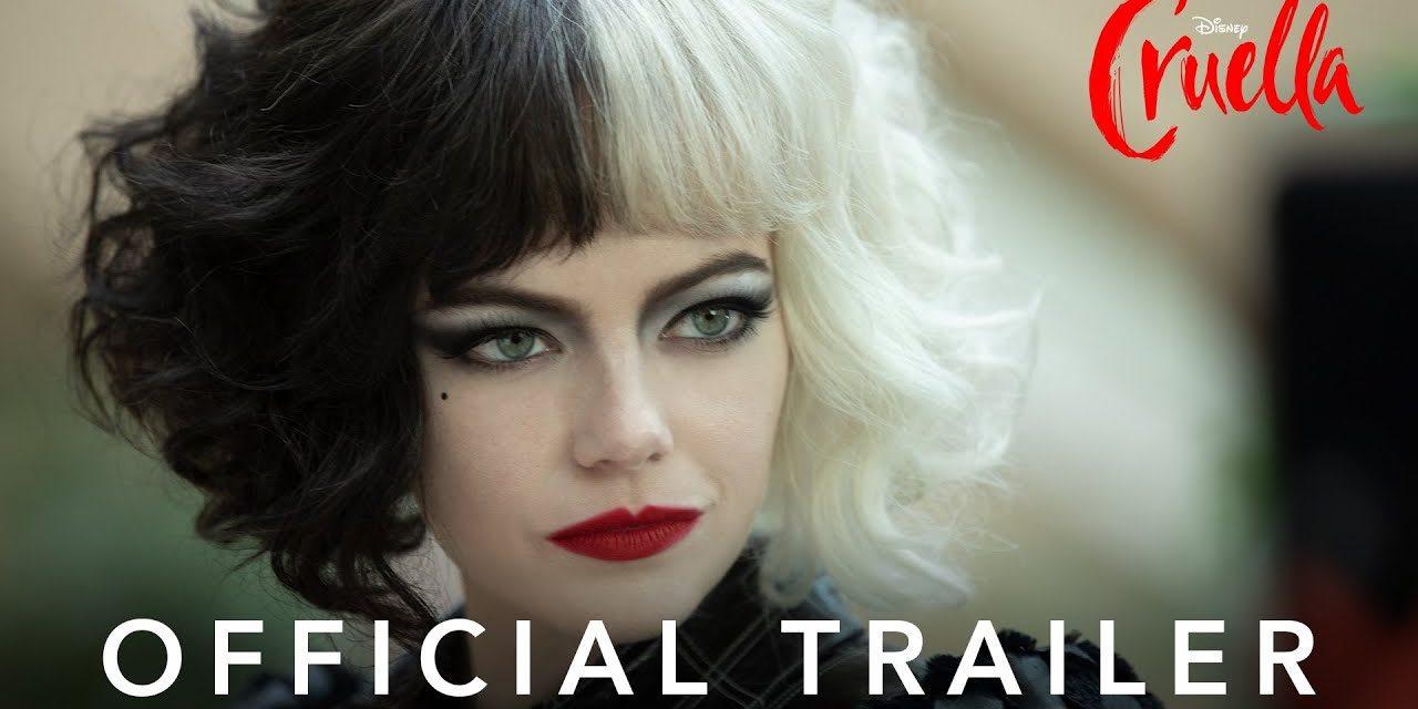 Disney's Cruella   Official Trailer