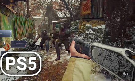 RESIDENT EVIL 8 PS5 Gameplay Demo 4K ULTRA HD Werewolves Zombies