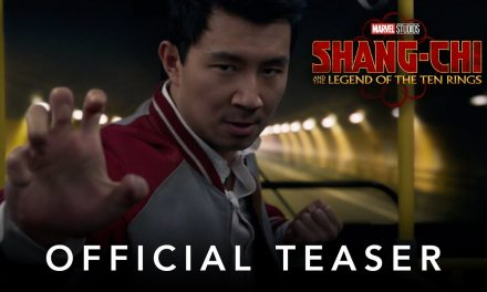 Marvel Studios' Shang-Chi and the Legend of the Ten Rings   Official Teaser