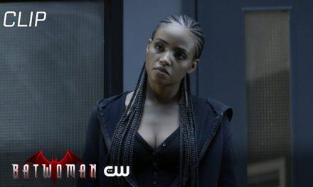 Batwoman | Season 2 Episode 11 | Sophie And Jacob Argue Scene | The CW