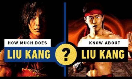 How Much Does Liu Kang Know About Liu Kang?