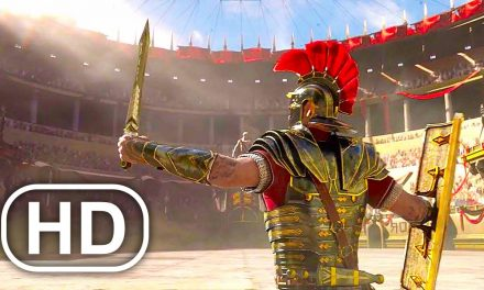 GLADIATOR Ryse Son Of Rome Full Movie Cinematic (2021) 4K ULTRA HD Action