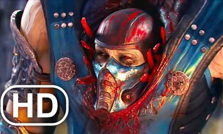 Scorpion Vs Sub Zero Fight Scene 4K ULTRA HD – Mortal Kombat