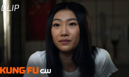 Kung Fu | Season 1 Episode 3 | Nicki Tries To Help Scene | The CW