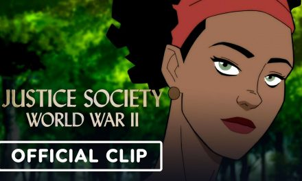 """Justice Society: World War 2 – Official """"Picnic Dates"""" Clip (2021)"""