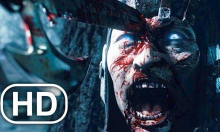 Scorpion Vs Sub Zero Fight Scene 4K ULTRA HD – Mortal Kombat X